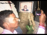Борис Гребенщиков БГ в Арамболе в Гоа в Индии 10.01.17