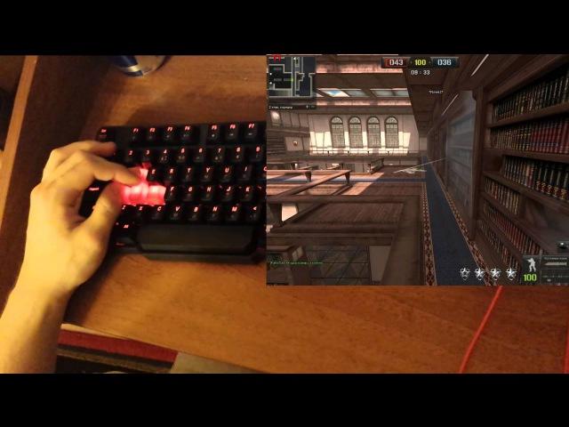 Видео с НОВОЙ клавиатуры 2 By SWATXXX