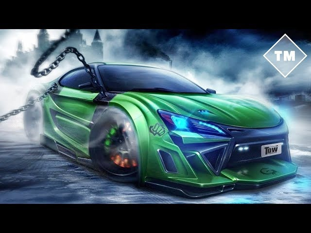 Car Race Video Mix 2017 🔥 Best Remixes Of Popular Songs 2017 🔥 Electro House Bass Boosted Mix
