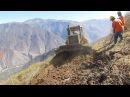 Construcción de Carretera, Callahuanca-Chauca II Etapa