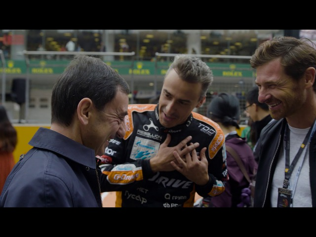 Виллаш-Боаш и G-Drive Racing на гонке в Шанхае