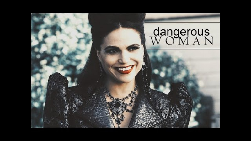 The evil queen | dangerous woman