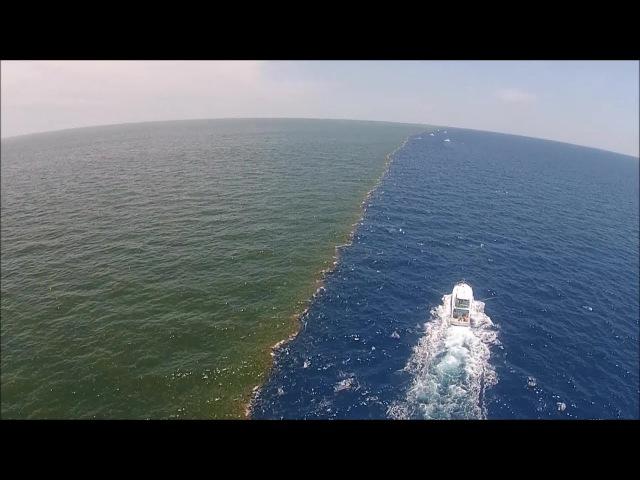 два моря
