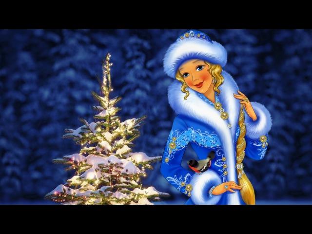 ❆ В НОВОГОДНЮЮ НОЧЬ ❆ ТИК ТАК песня ❆ Новогодние песни для детей (с субтитрами)