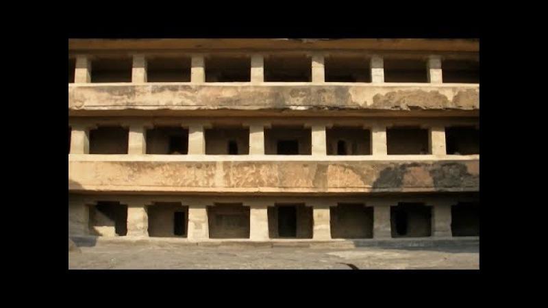 Тайна пещер Эллора. The Real Mystery Of Ellora Caves