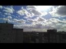 Псков timelapse Овсище 1080p
