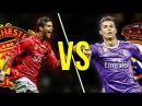Cristiano Ronaldo in Manchester United VS Cristiano Ronaldo in Real Madrid   Crazy Skills Show (HD)