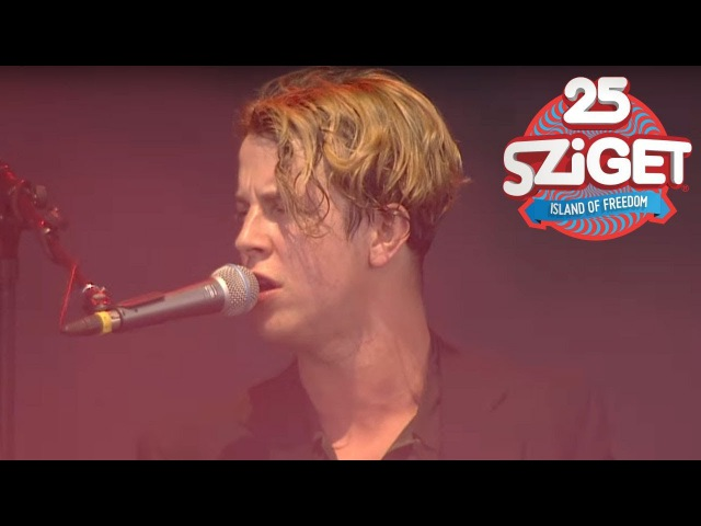 Tom Odell - Magnetised LIVE @ Sziget 2017