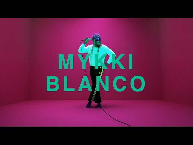 Mykki Blanco - I´m In A Mood   A COLORS SHOW