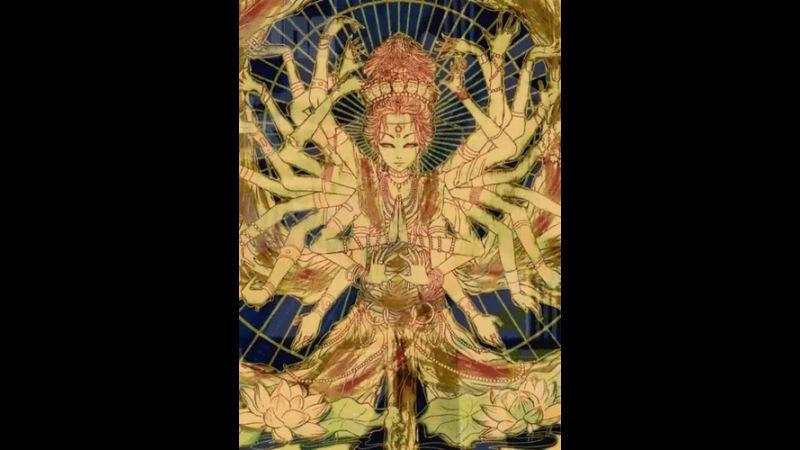 Budda-Psychedelia · coub, коуб