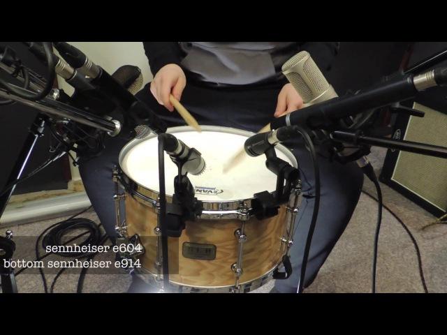 Tama S.L.P. G-Maple Snare 13x7