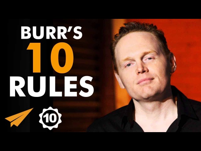 QUIT Your WHINING! - Bill Burr (@billburr) - Top 10 Rules