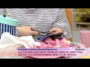Derya Baykal'la Gülümse Kuzu İşlemeli Battaniye Yapımı