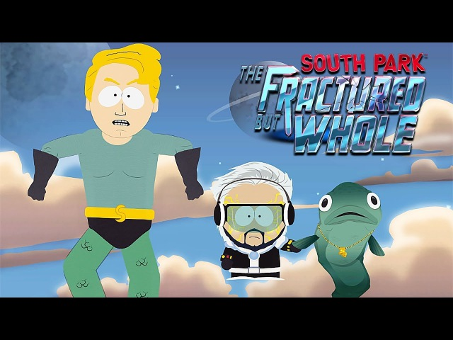 ГОЛУБАЯ РЫБА ► South Park: The Fractured But Whole 17