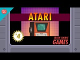 Atari and the Business of Video Games Crash Course Games #4