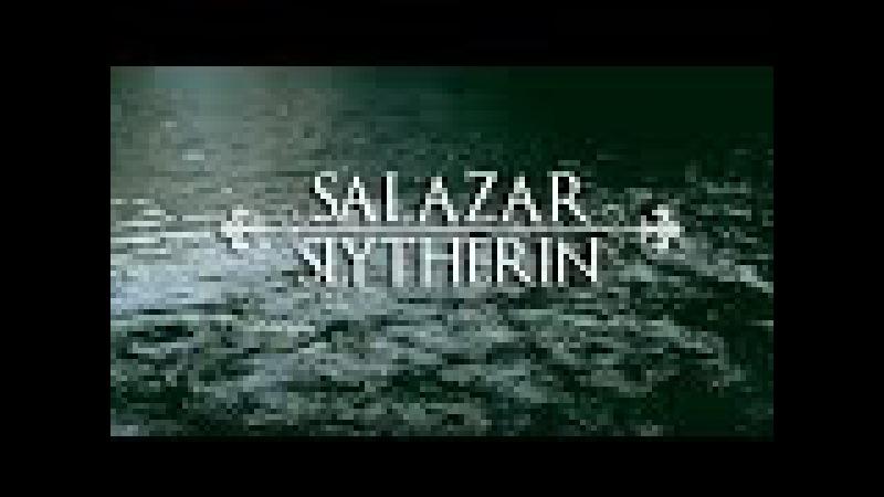 The Hogwarts Founders ● Salazar Slytherin