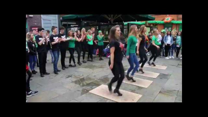 Fusion Dance Fest - St Patrick's Day - Temple Bar!