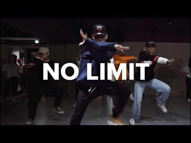 No Limit - G-Eazy ft. A$AP Rocky, Cardi B/ Koosung Jung Choreography