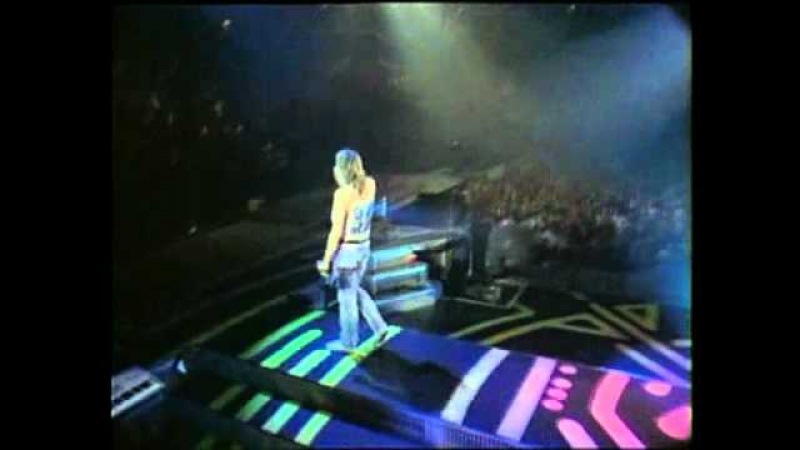 Def Leppard - Rock of Ages {Hysteria Tour}.avi