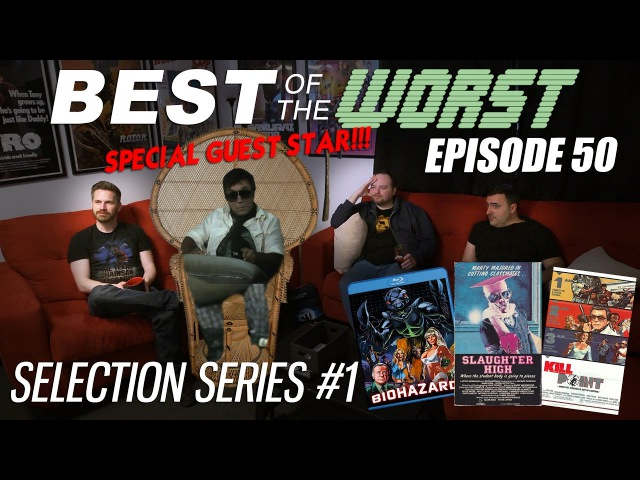 Best of the Worst: Biohazard, Slaughter High, and Kill Point