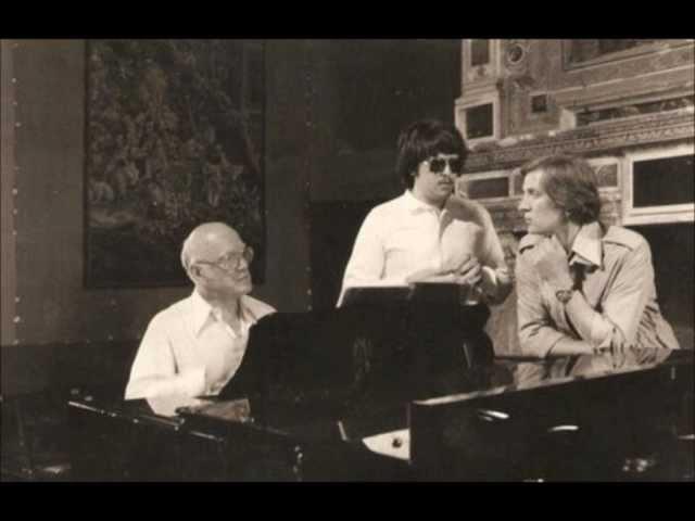 Sviatoslav Richter plays Handel Suite No2.wmv