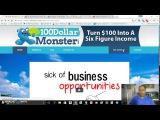 $100 Dollar Monster - Why I Joined $100 Dollar Monster!