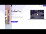 Alpha-cash - Усилился на 1750$, теперь мой общий вклад 6750$, и это только начало!