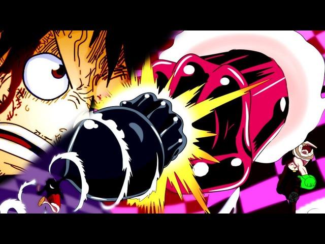 Луффи УЖЕ СИЛЬНЕЕ Катакури! ВОЛЯ РАСКРЫТА! One Piece 891 обзор манги | Ван Пис теори ...