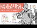 EMULATING EVEN AMUNDSEN II: Pose and Camera Position