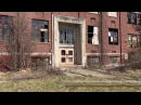 Exploring this Abandoned High School in Charlottesville Indiana  Major Fail!