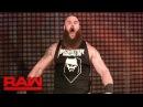[WBSOFG] Braun Strowman throws Michael Cole off the stage: Raw, Jan. 15, 2018