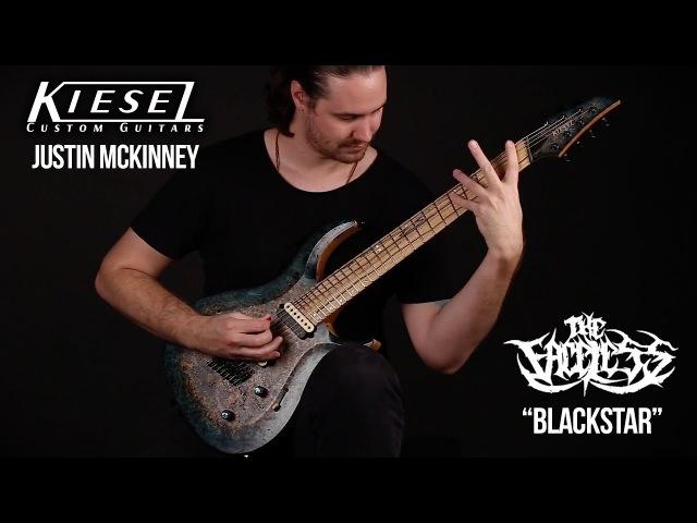 Kiesel Guitars - Justin McKinney - The Faceless - Blackstar Playthrough