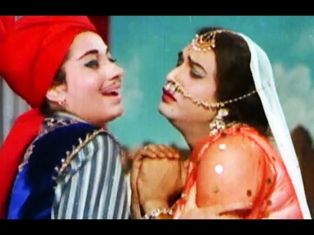 0Kajra Mohabbat Wala | Asha Bhosle , Shamshad Begum | HD