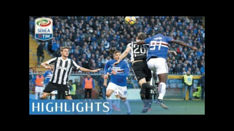 Sampdoria - Juventus 3 - 2 - Highlights - Giornata 13 - Serie A TIM 2017/18