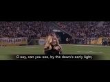 Jackie Evancho - National Anthem - NFL December 2015