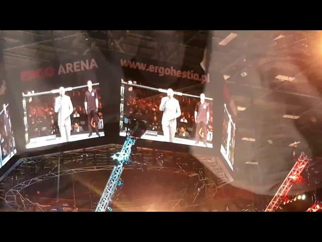 UFC Fight Night 118 Gdansk