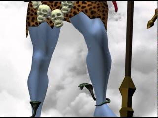 Lord Shiva 3d modeled#lord shiva #rudra avatar #tandava dance #god shiv #created by mohit gupta