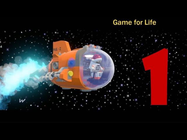 Прохождение LEGO Worlds PS4 Pro Part 1 Pirate Playground Prehistoric Peril
