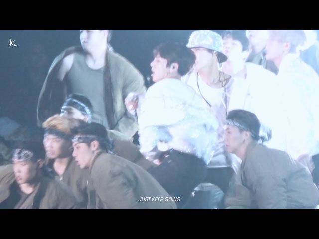 171209 방탄소년단 BTS The WINGS FINAL - MIC DROP JUNGKOOK focus 정국 직캠