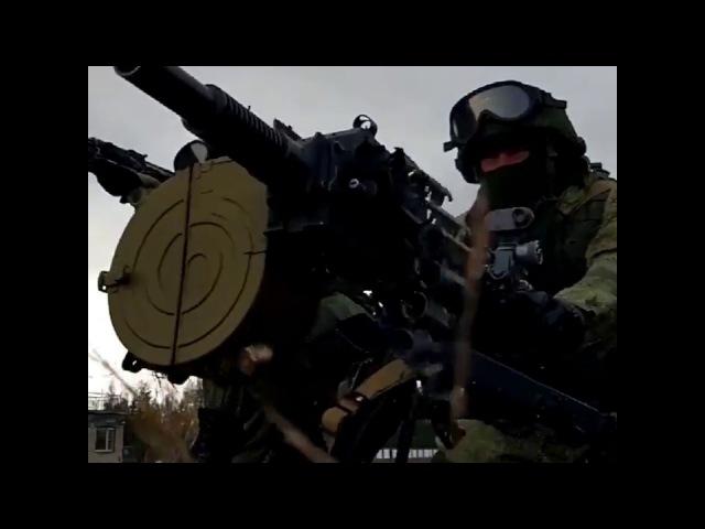 В Тамбовской области прошли учения российского спецназа