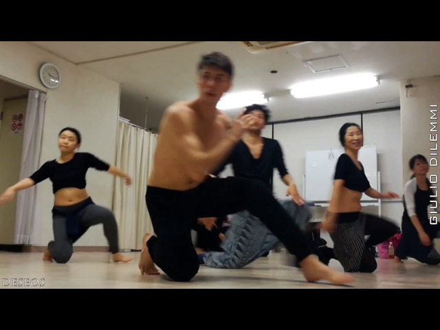 LESSON IN JAPAN - CONTROLLA CHOREOGRAPHY - DESEOS PRODUCTIONS