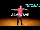 How to Arm Wave (Hip Hop Dance Moves Tutorial)  Mihran Kirakosian