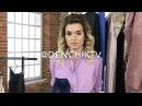 Очаровательная Ксения Бородина объясняет Denchiktv о новых модных тенденциях