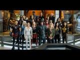 Кризис на Земле X   Трейлер к кроссоверу Флэша, Стрелы, Супергерл и Легендов Много...