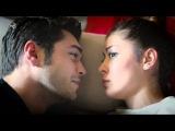 Şebnem ve Selim Beraber Uyanınca / öpüşme / Kaçak Gelinler 26. Bölüm