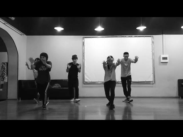 Borkhon Choreography   @aliciakeys - fallin