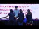 11 11 2017 Park Hyung Sik 박형식 Fanmeet in Manila Hitouch Event Random
