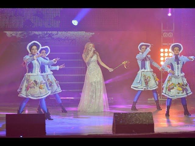 Ірина Федишин ювілейний концерт Україна Колядує 2 час ( запршуємо нове шоу 21СІЧНЯ 2018 КИЇВ.
