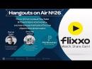 Вечерний Крипто Hangouts Flixxo ICO Сколково крупнейшая в России Криптоконференц