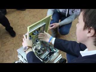 17-летний омский школьник показал свой проект марсохода